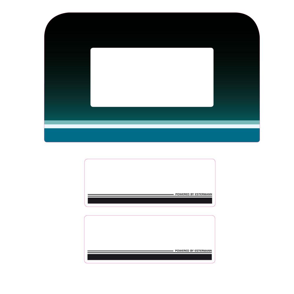 Makita 3x Makpac Label Aufkleber Blanko Dein Werkzeug De